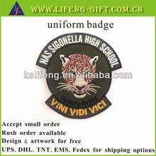 personalizzato con ricamo toppa scuola uniforme badge