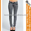Jeans de marca por atacado, jeans skinny mulheres, skinny jeans da imagem( hy5371)