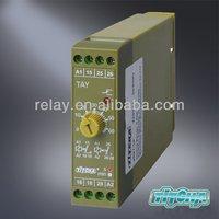 Time delay relay & Star-Delta starter TAY
