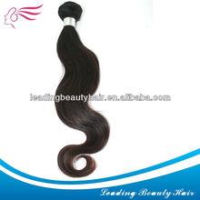 100% brazilian Remy hair virgin human hair