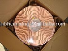 copper pancake coils manufacture