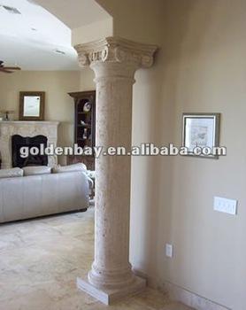 Indoor decorative interior columns buy interior columns for Indoor decorative pillars