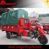 passenger enclosed cabin 3 wheel motorcycle trike with tent