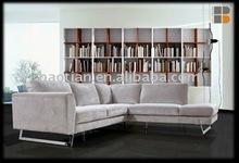 Baotian Furniture modern purple sectional sofa