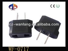WF-0717 250V travel adapter
