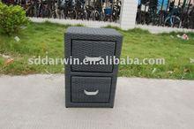 metal cabinet outdoor rattan cabinet (SV-1020)
