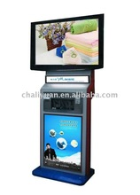 Remote Control 46'' Screen Advertising Display