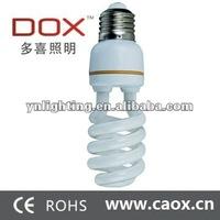 energy saving electric bulbs T2 Spiral