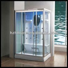 Big bathroom double luxury computerized steam cheap shower room design