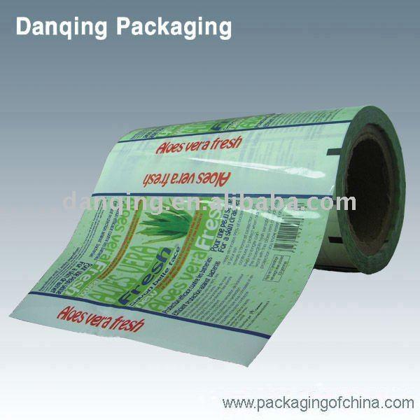 plastic laminated film