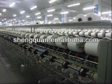 100% gesponnen polyester nähgarn 12/4,12/3,10/3 sackverschliess thread