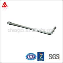 Custom stainless steel 20mm diameter anchor bolt