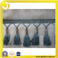 HOT in Alibaba Decorative Curtain Tassel Fringe Of Curtain,Nice For Living Room Design
