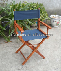 JL-WP215 wooden folding director chair