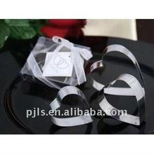 crystal wedding gifts,heart shape