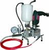 Polyurethane foam injection pump