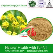natural Angelica/Dong Quai extract 0.3% Ferulic acid