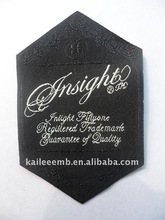 woven label embroidered patch