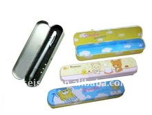 Tin pencil case/ metal box