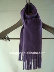 2013 promotion polar fleece scarf