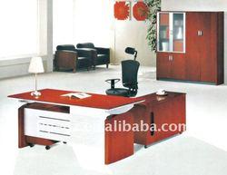 wooden top office executive desk/executive table