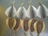 Dried Yellow Stripe Trevally with High Quality & The Best Price
