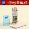 Half size color pencil EN71-3