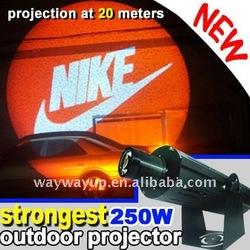 15000 lumens gobo projector