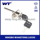 9730 drawer lock/blade pedestal lock