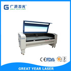 Fabric ,leather,cloth,wood engraving&cutting Machines GY-1612D,CO2 laser ,100W,1600*1200,,Acrylic cutting
