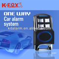 De alarma del coche a distancia con un diseño agradable, de entrada sin llave a distancia