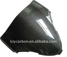 Carbon fiber windshield for for Suzuki Hayabusa