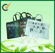 2013 Eco promotion PP non woven fabric big shopper