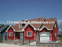 luxury villas with bedroom furniture,Porcelain tile, model house layout