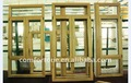 ventanas de madera y puertas