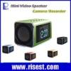 Unique Multifunctional Mini Speaker Portable Camera Cycle Recording MVS01