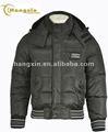 Cálido a prueba de viento y ropa de invierno, abajo chaqueta para los hombres 2014