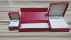New design plastic gift jewelry box for 2014