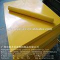 Fundido a presión sábanas de nylon ( amarillo )