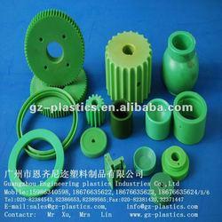 green polyurethane (red)