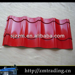 corrugated galvanized zinc roof sheets antique metal roof tiles