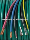 T2 T3 French electric car wire