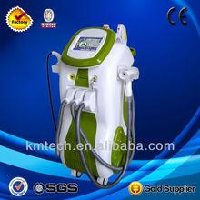 Super high energy! 6 handpieces ipl nd yag laser cavitation beauty salon equipment