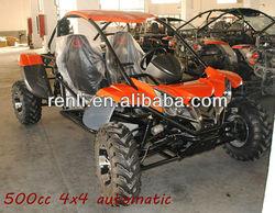 500cc 4X4 EEC go kart on road/street legal atv buggy