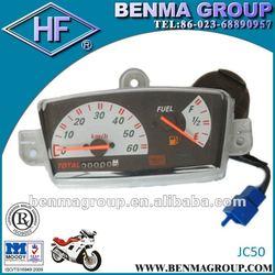 motorcycle meter replacement JC50, meters for motorcycles -HF
