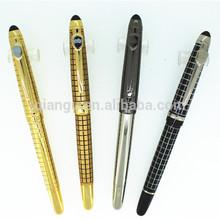 brand metal luxury roller tip pen