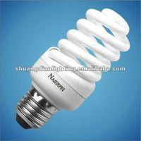 T2 CFL lamp 9w 11w 13w 15w 18w 20w