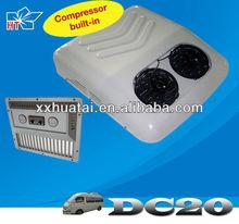 DC20 6800BTU 12V and 24V car air conditioner for Renault Master