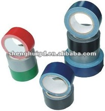 for pipe wrapping single side adhesive duct tape