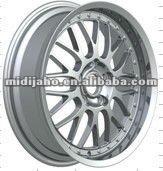 2012 hot design--aluminum alloy car wheels rims